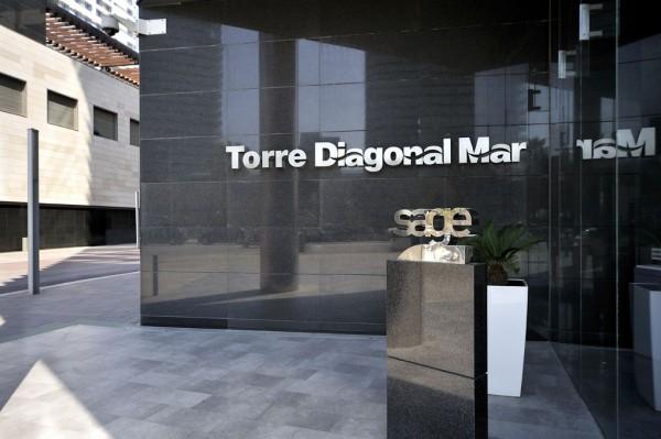 Oficina de SAGE en Barcelona