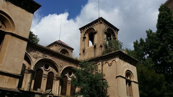 Iglesia del Hospital Mental de la Santa Creu