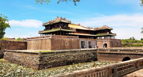 Palacio de Gia Long, Hué